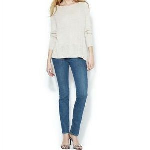 Vince Hollie Slim Jeans